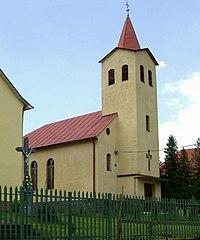 Čierne nad Topľou, Evangelický kostol.jpg