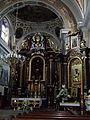 Żelechów - kościół parafialny pod wezwaniem Zwiastowania Najświętszej Marii Panny, ołtarz główny AL01.jpg