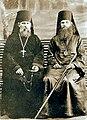 Архимандрит Ксенофонт (Медведев) и епископ Тагильский Лев (Черепанов).jpg