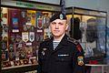 Бойовий прапор Керченської бригади НГУ переданий до Центрального музею НГУ 9712 (25780995573).jpg