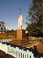Братська могила 8 радянських воїнів (2), Обжиле.jpg