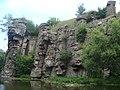 Буцький каньйон, український «Стоунхендж» 3.JPG