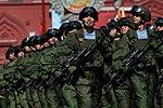 Военный парад на Красной площади 9 мая 2016 г. 092.jpg