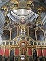 Всехсвятская церковь Киево-Печерской лавры. Интерьер. Вид на иконостас..jpg