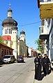 Греко - уатолицька церква, недільний ранок.jpg