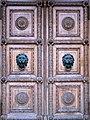 Дверь Исторического музея, вид со стороны Красной площади.jpg