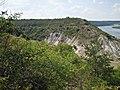 Живописный овраг к северо-западу от с.Оксентя - panoramio.jpg