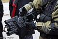 Используется с пистолетом Glock-17 - Интерполитех-2009 02.jpg