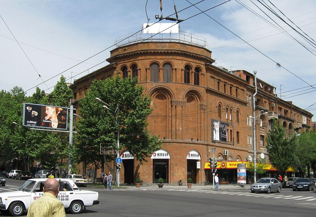 Drama in the Petrosyan family 09/17/2009 86