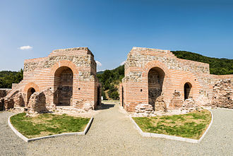 Gate of Trajan - Remnants of the Trajan's Gate fortress
