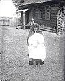 Кураистка Банат Гастинова. Башкиры. Фото В.Н. Белицер. 1939.jpg