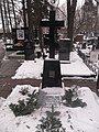 Могила актёра и режиссёра Валерия Приёмыхова.JPG