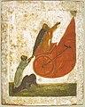 Огненное восхождение пророка Илии Новгород начало-XV-в.jpeg