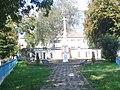 Пам'ятний знак воїнам-землякам, які загинули в роки Другої світової війни, село Постолівка,.jpg