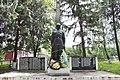 Пам'ятний знак на честь воїнів-односельчан, село Манівці.jpg