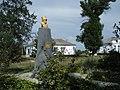 Пам'ятник Т.Г.Шевченко Великописарівський район смт Кириківка подвір'я школи 295 М-місц.jpg