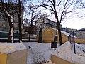 Памятник Осипу Мандельштаму. - panoramio.jpg