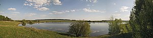 Ryazansky District, Ryazan Oblast - Panorama Lake, Ryazansky District