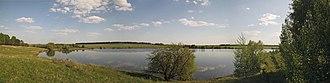 Ryazansky District, Ryazan Oblast - Panorama Lake, Ryazansky District