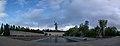 Панорама скульптуры «Родина-мать зовёт!».jpg