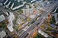 Пересечение Варшавского шоссе и улицы Академика Янгеля (2015).jpg