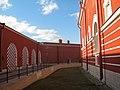 Петропавловская крепость, Головкин бастион изнутри.jpg