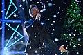 Сергей Лазарев на Рождественской Песенке года 2015.jpg