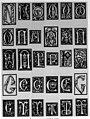 Скорина. Инициалы из пражских изданий- Н-Т.jpg