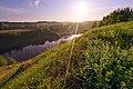 Схід сонця над Случем село Маринин.jpg