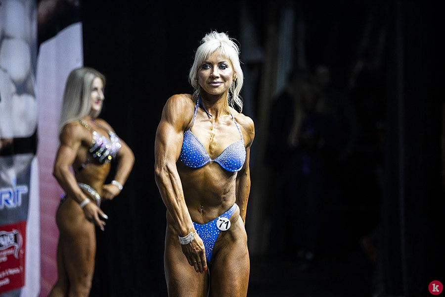 Сhampionship of the Kaliningrad area on bodybuilding 09.jpg