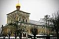 Троице-Сергиева Лавра, трапезная с церковью преподобного Сергия Радонежского.jpg