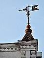 Флюгер на крыше богадельни Вахрамеева.jpg