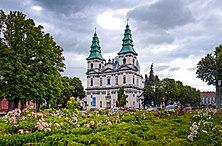 Церква Непорочного Зачаття Пресвятої Діви Марії P1410053.jpg
