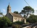 הכנסייה האוונגלית בישוב אלוני אבא 02.JPG