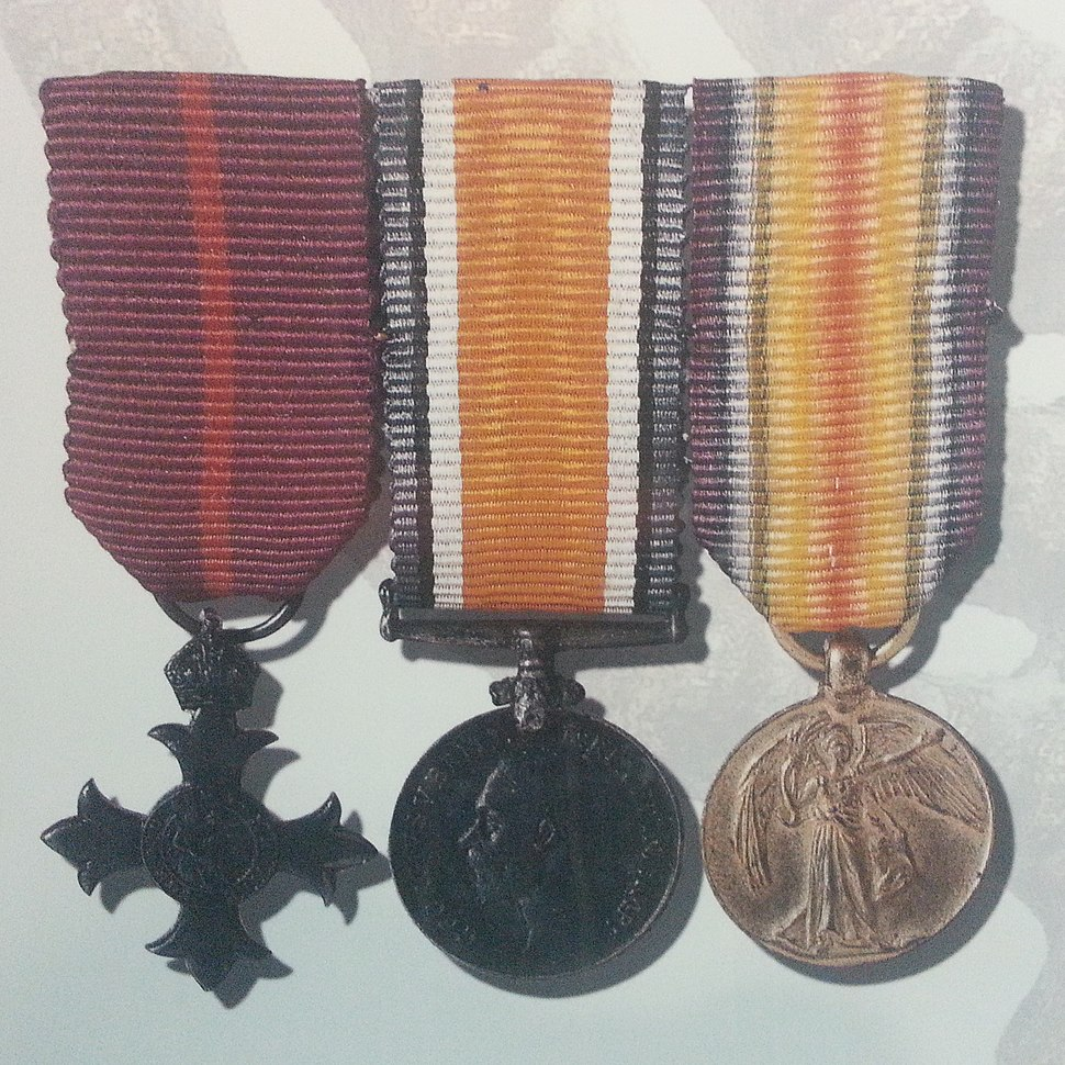 עיטורים צבאיים של זאב ז'בוטינסקי