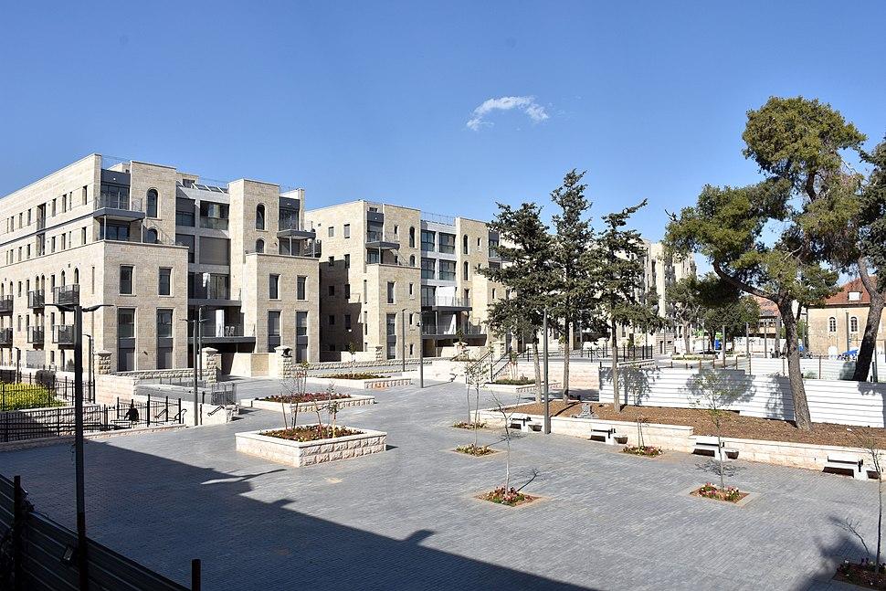 פרויקט המגורים החדש במתחם שנלר