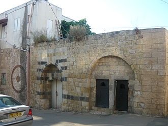 Arraba, Israel - House of the family of Zahir al-'Umar (Dhaher el-Omar)