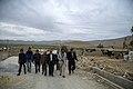 بازدید از مناطق زلزله زده و بردن کمک های بشر دوستانه - کرمانشاه- قصر شیرین Humanitarianism in Iran, Kermanshah 11.jpg
