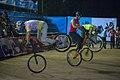 جنگ ورزشی تاپ رایدر، کمیته حرکات نمایشی (ورزش های نمایشی) در شهر کرد (Iran, Shahr Kord city, Freestyle Sports) Top Rider 02.jpg