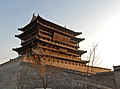 The Bianjing Drum Tower in Shanxi
