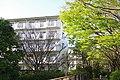 多摩ニュータウンのUR賃貸住宅「メゾン聖ヶ丘」160415.JPG