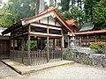 宇陀市大宇陀岩清水 八幡神社 Hachiman-jinja, Ōuda-Iwashimizu 2011.6.03 - panoramio.jpg