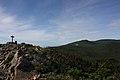 岩内岳から幌別岳雷電山を望む - panoramio.jpg