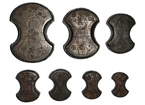 Eastern asian weights and measures