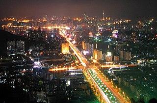 Xiangzhou District, Zhuhai District in Guangdong, Peoples Republic of China