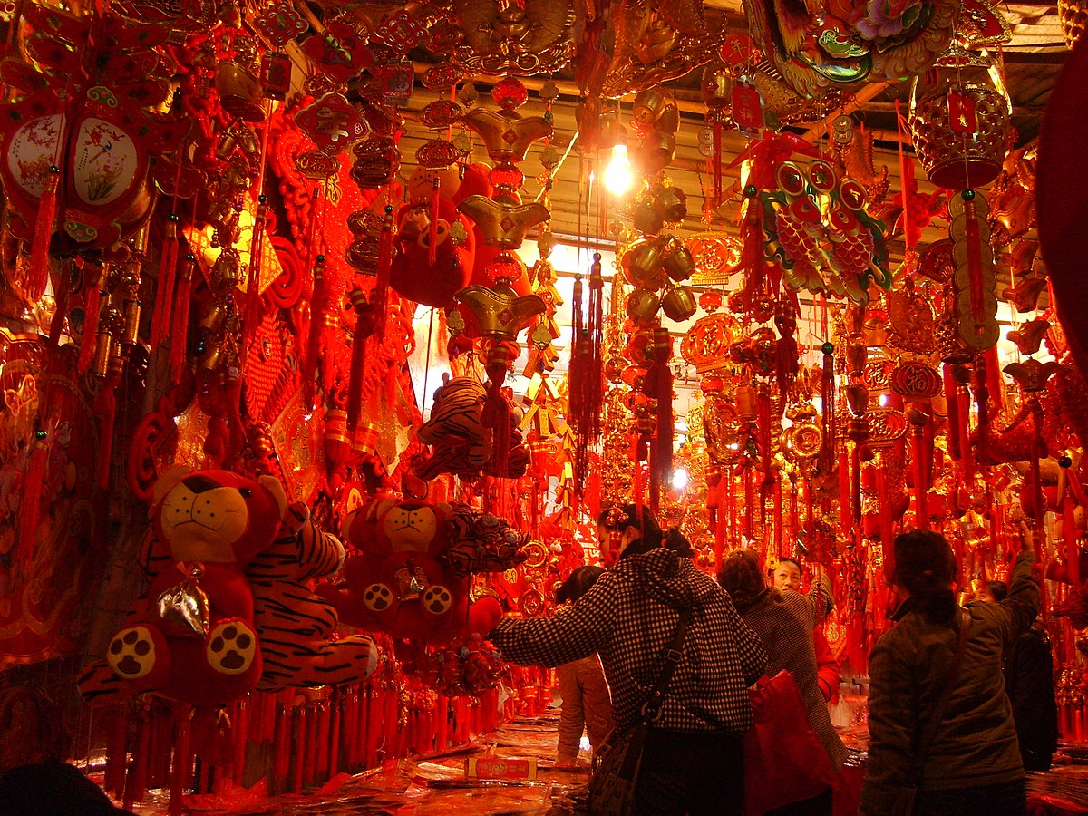 Chinese New Year - Simple English Wikipedia, the free ...