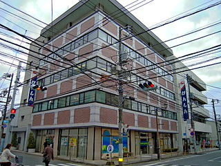 茨城県信用組合の本店