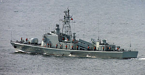 Type 037 corvette - Type 037II-class missile boat