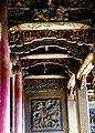 鹿港龍山寺國家一級古蹟,古色古香龍山寺欣賞他的建築外,還有雕刻文化之美。.jpg