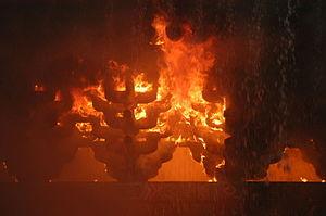 2008 Namdaemun fire - Image: 남대문화재편집31